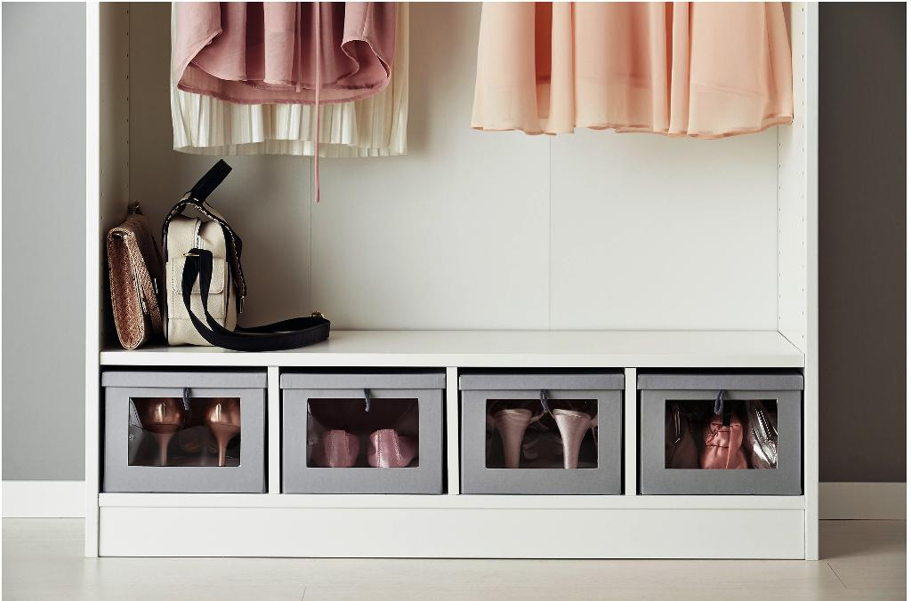IKEA Shoe Organizer Ideas