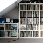 IKEA Vinyl Record Storage Bookcase