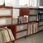 IKEA Vinyl Record Storage Furniture