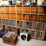 IKEA Vinyl Record Storage Shelves Ideas