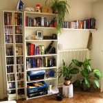 IKEA Wall Shelves For Books