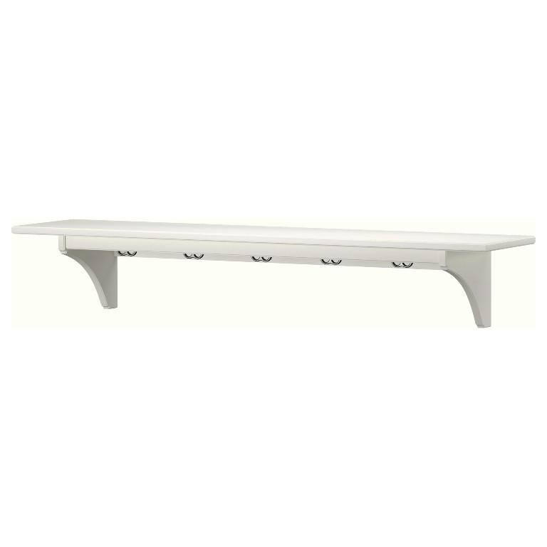 IKEA Wall Shelves White
