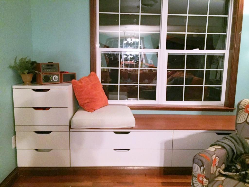 IKEA Window Bench