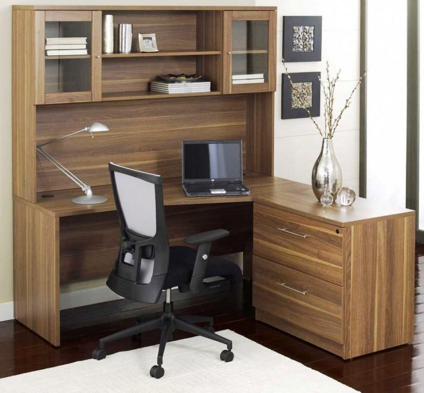 L Shaped Desk IKEA Corner