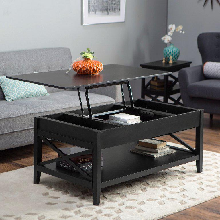 Image of: Lift Top Coffee Table IKEA