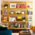 Metal Bookshelf IKEA Decor Ideas