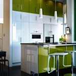 Modern IKEA Kitchens Color Ideas