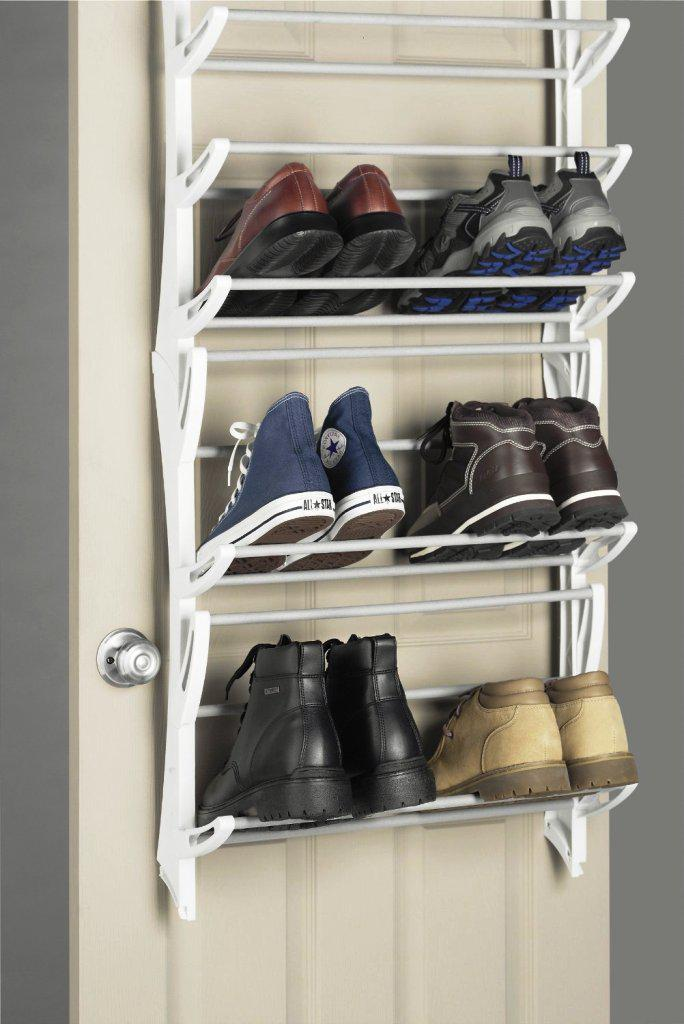 Over The Door Shoe Organizer IKEA