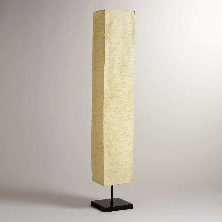 Paper Floor Lamp IKEA