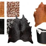 Quality Leather IKEA Cowhide Rug
