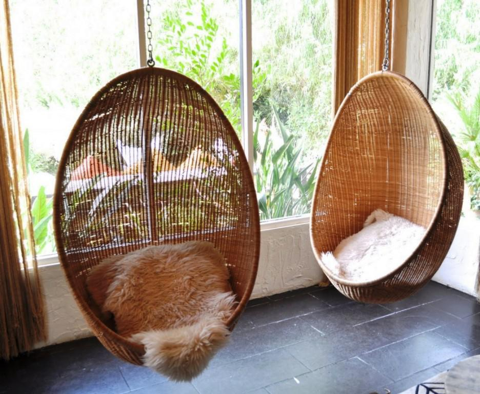 Rattan Egg Chair IKEA