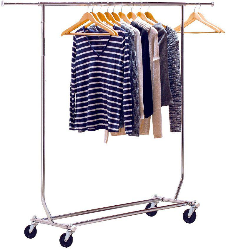 Rolling Coat Rack IKEA