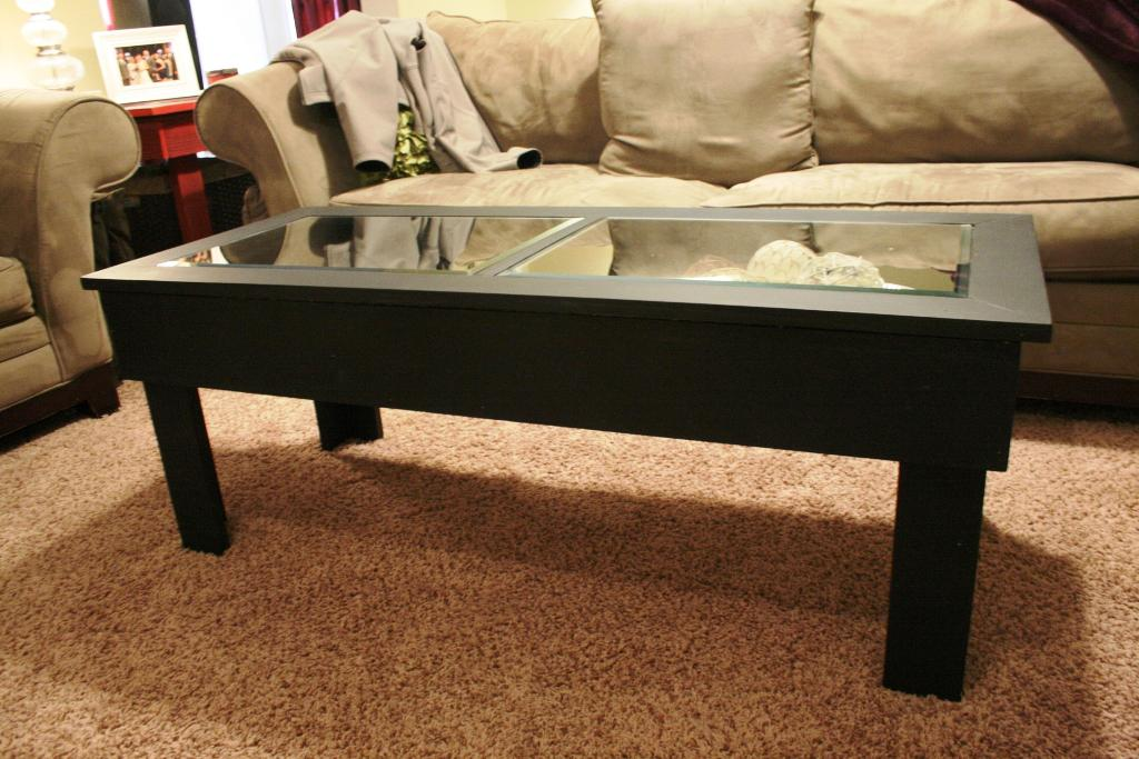 Image of: Shadow Box Coffee Table IKEA