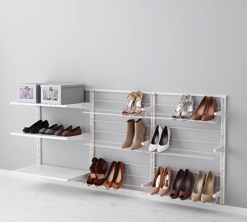 Shoe Organization IKEA