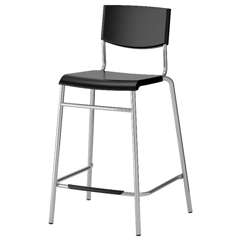 Stainless Steel Bar Stools IKEA