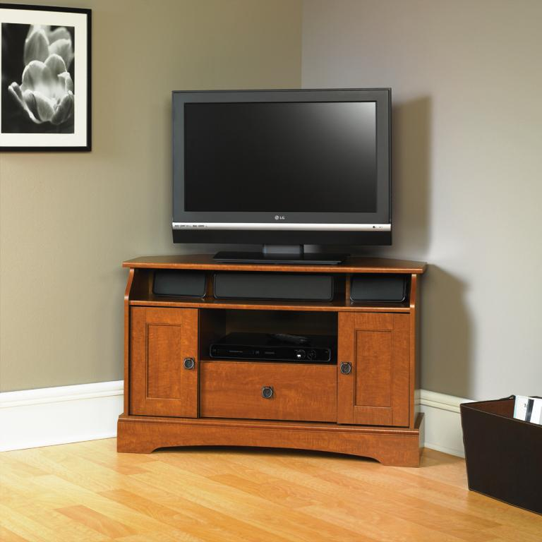 Image of: TV Cabinet IKEA Corner