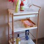 Bar Carts IKEA Hack