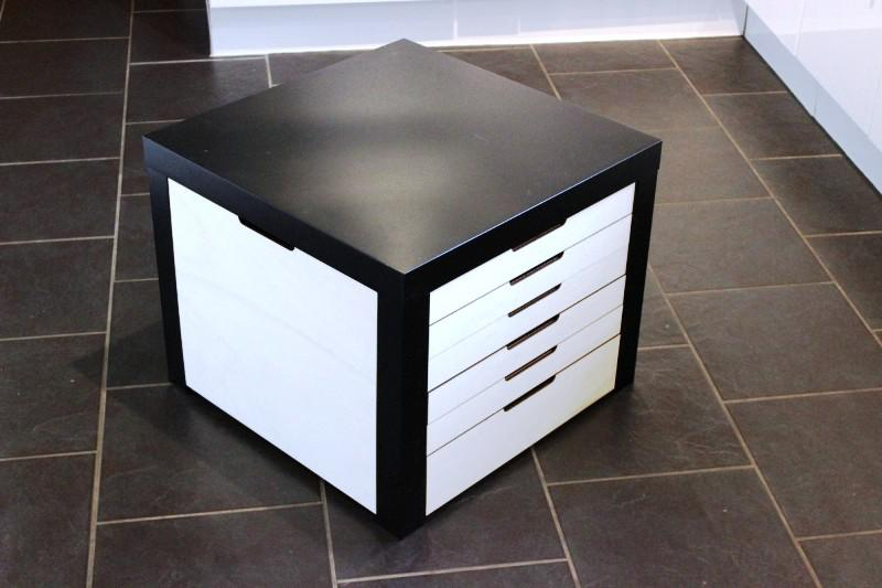 Coffee Table With Storage Space