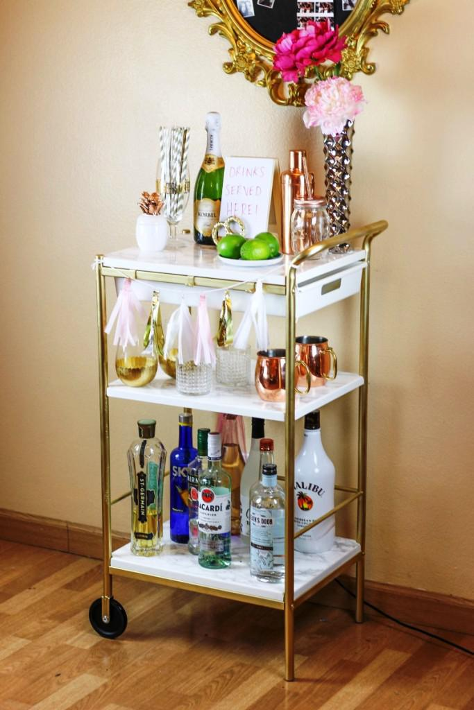 IKEA Bar Carts