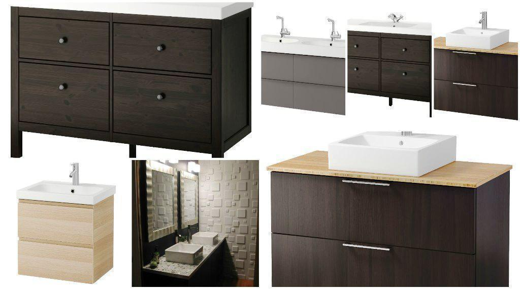 IKEA Bathroom Cabinets Vanities Set Ideas