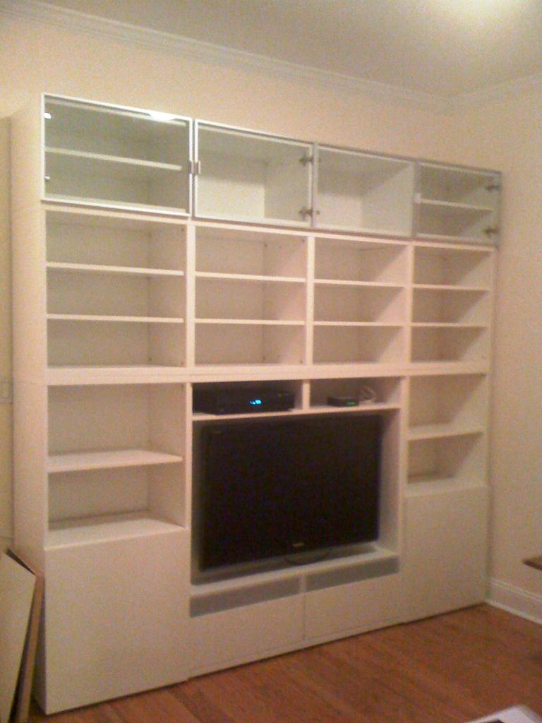 IKEA Besta Shelf Unit