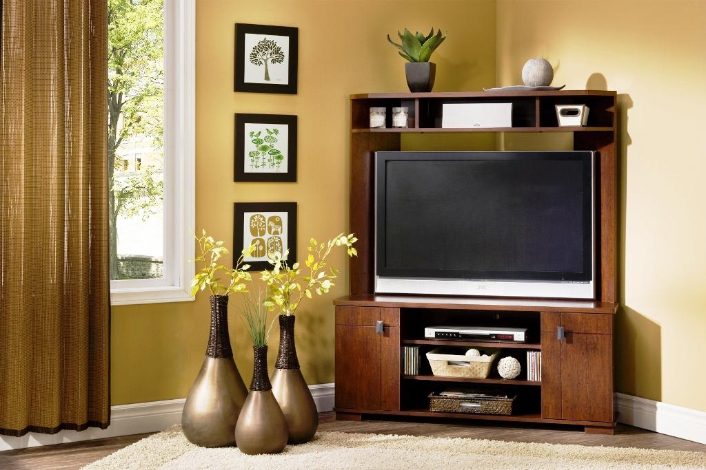 IKEA Corner Entertainment Center
