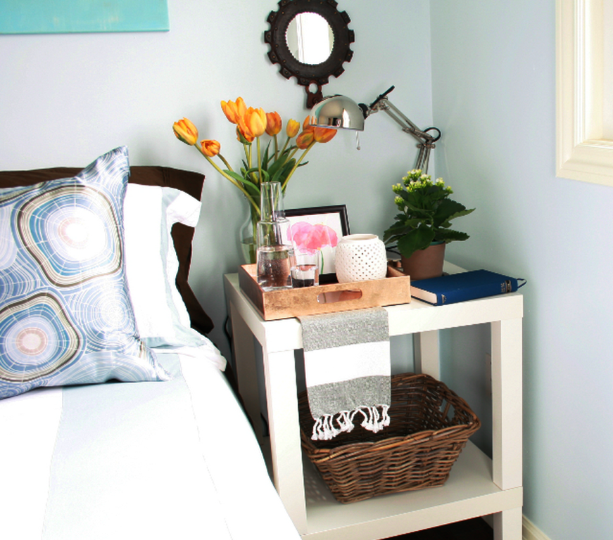 IKEA End Tables Bedroom