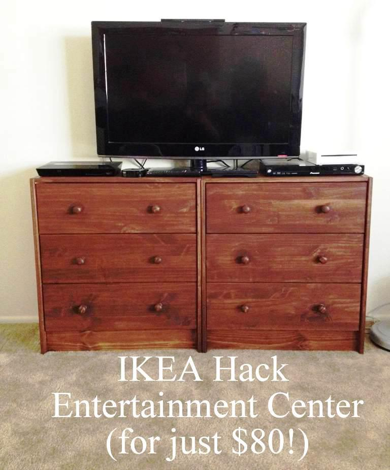 IKEA Entertainment Center Hack
