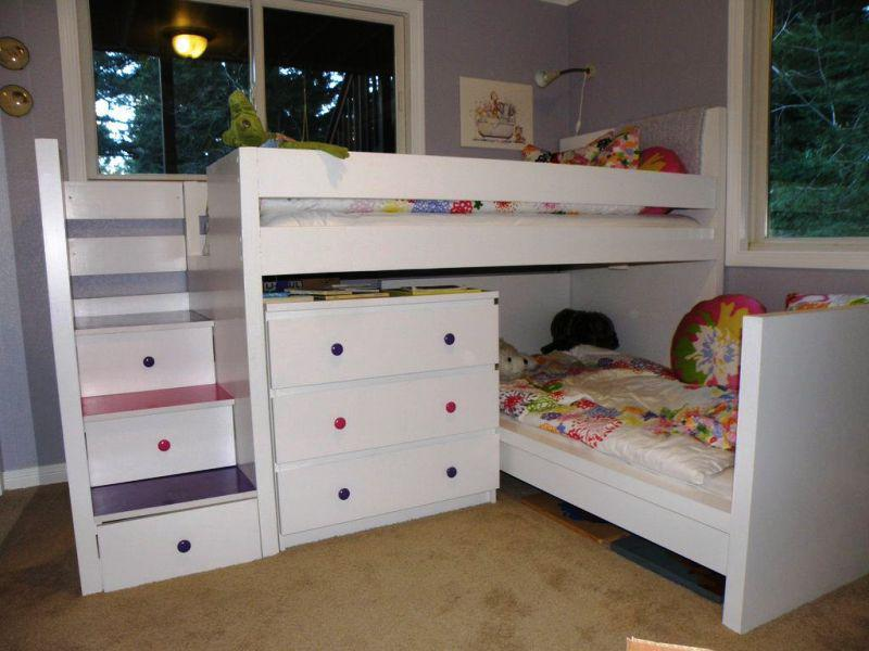 IKEA Girls Room Ideas