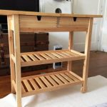 IKEA Hack Bar Cart