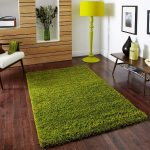 IKEA Hampen Rug Green