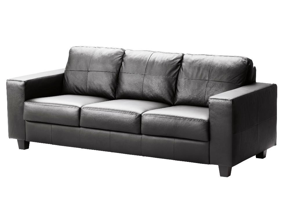 IKEA Leather Sofa Review