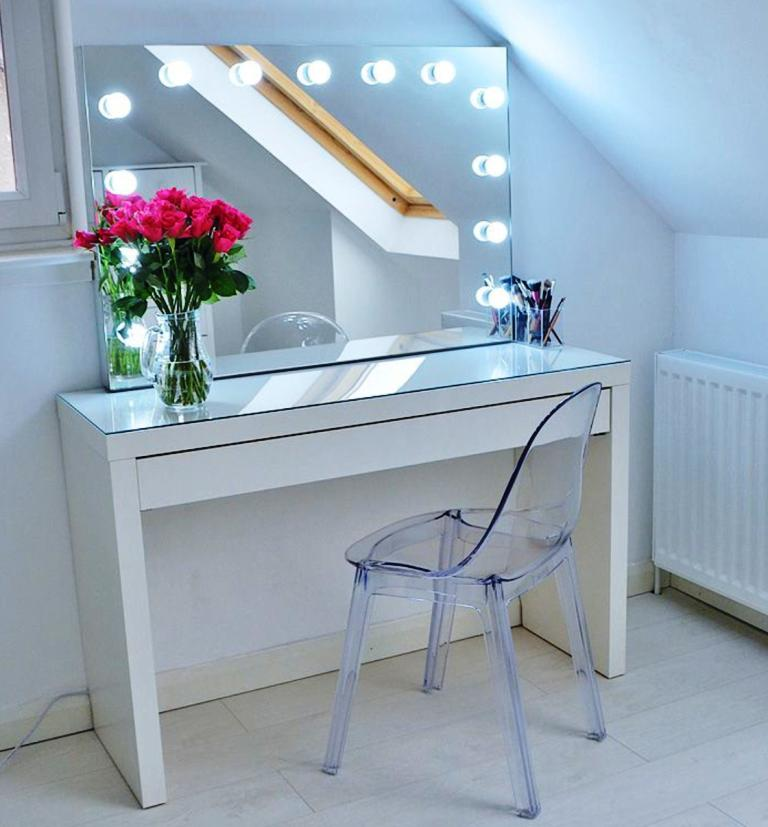 IKEA Makeup Vanity Table