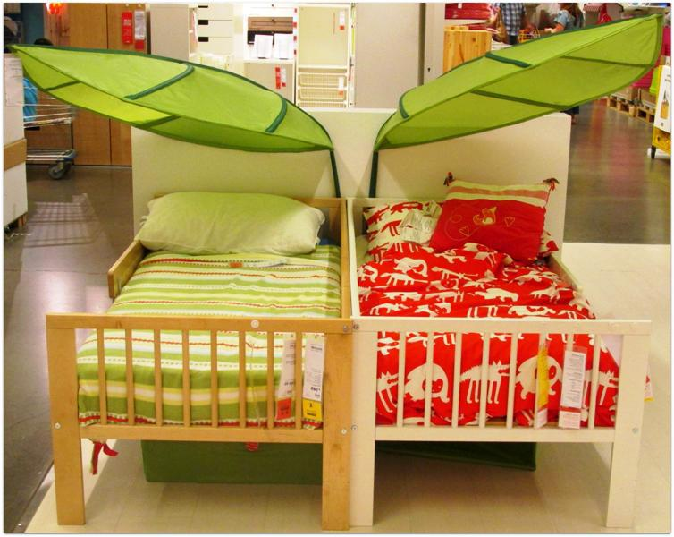 IKEA Rooms For Girls