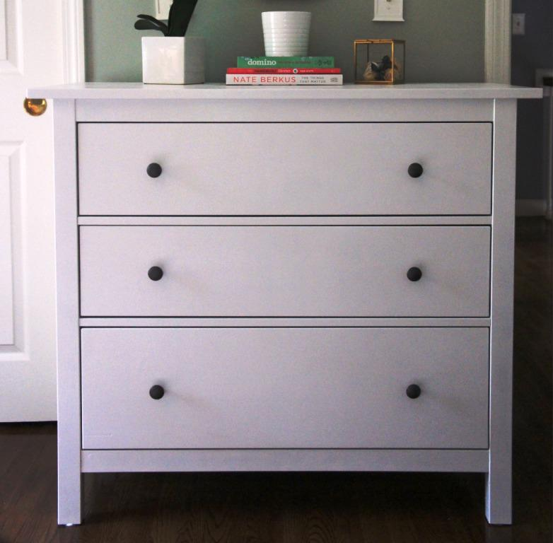 IKEA White Dresser 3 Drawers