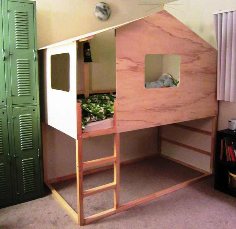 Kids Cabin Beds IKEA