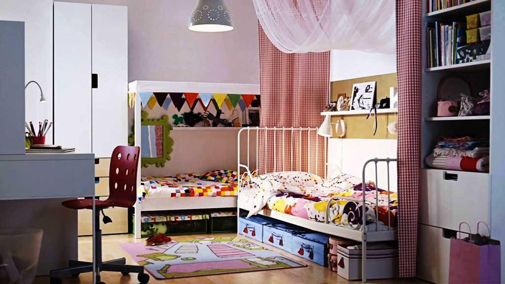Kids Twin Beds IKEA