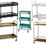 Movable Kitchen Islands Bar Cart IKEA