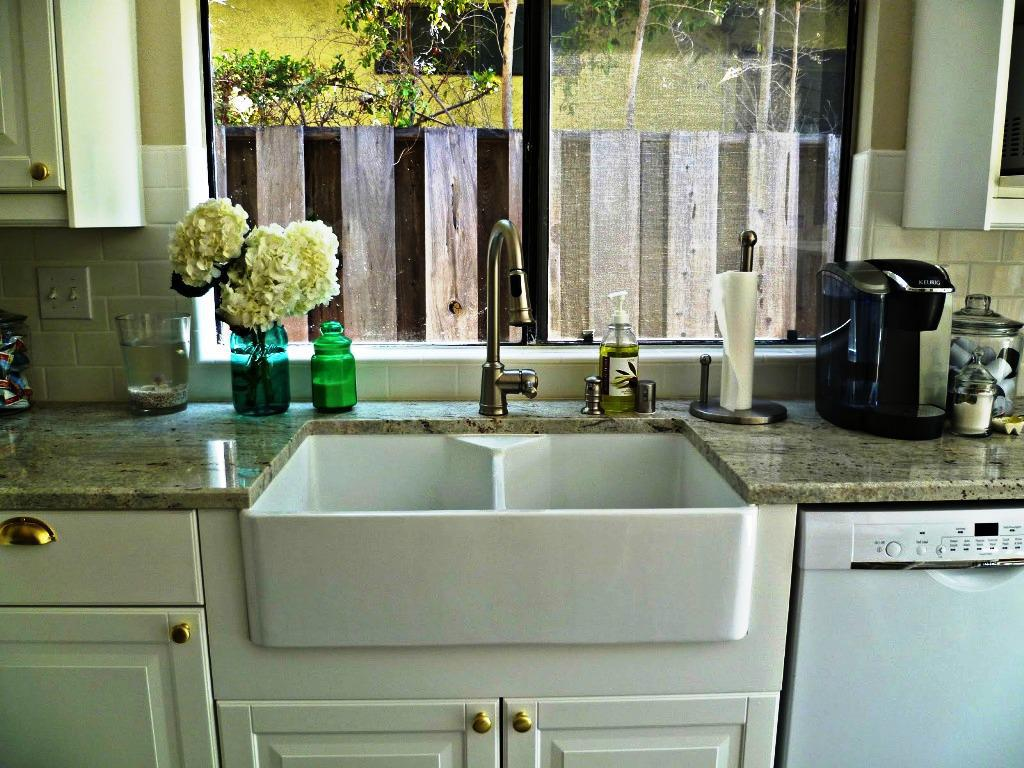 Ceramic Farmhouse Sink IKEA