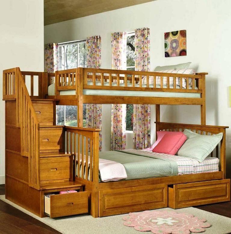 Image of: Childrens Bunk Beds IKEA