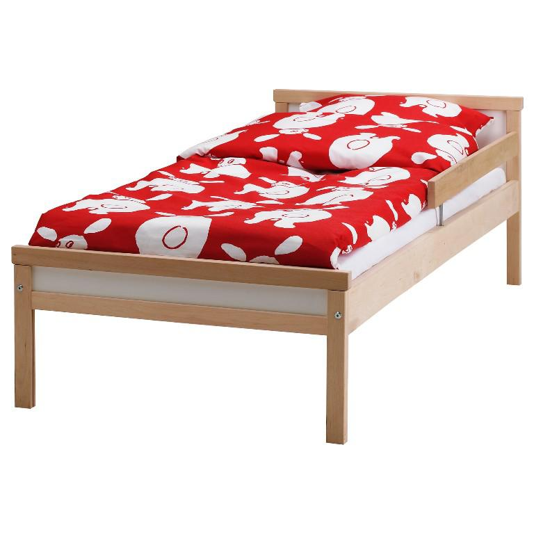 Image of: Childrens Single Beds IKEA