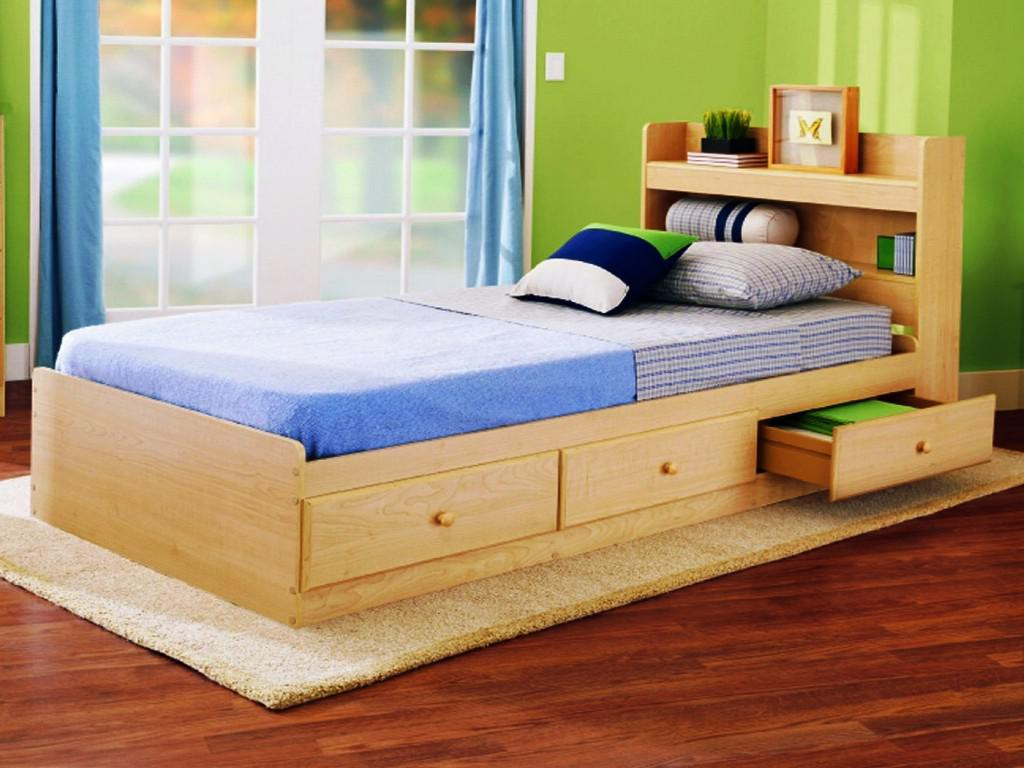 Image of: Childrens Twin Beds IKEA