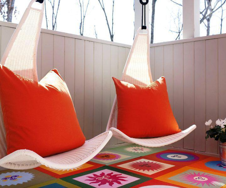 Hanging Chairs For Outside