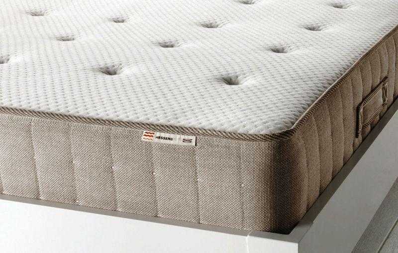 HESSENG Pocket Sprung IKEA Mattress Topper