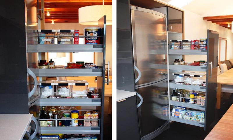 How To Build A Food Pantry Cabinet