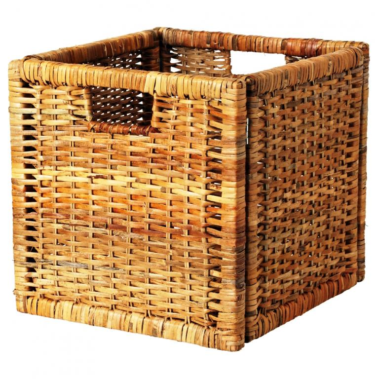 IKEA Basket Storage