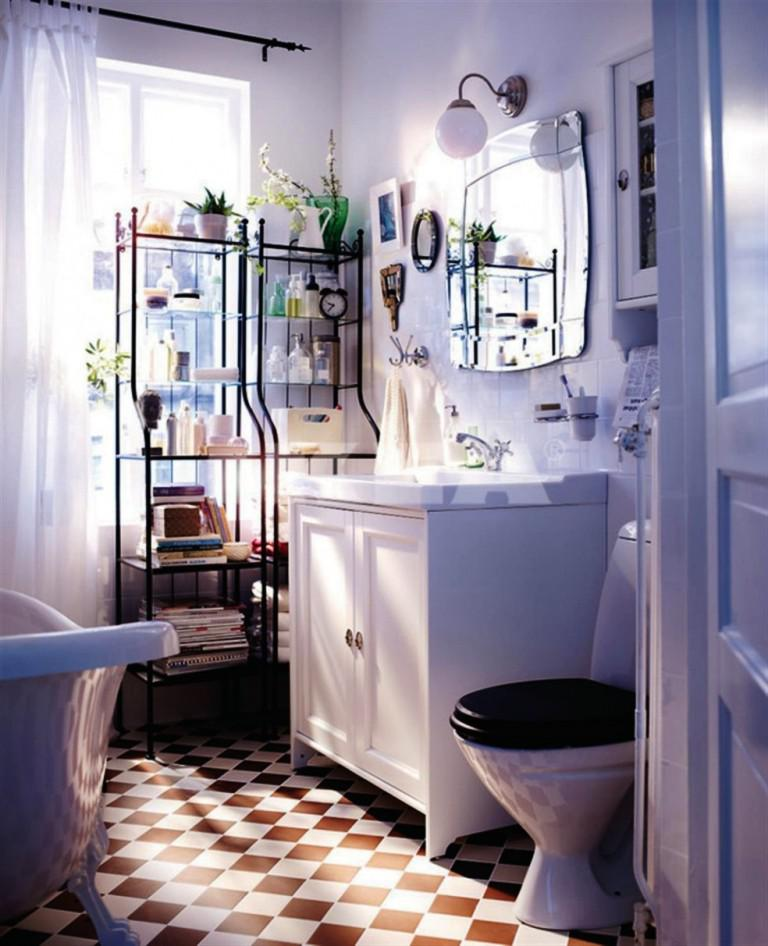 IKEA Bathroom Storage Ideas