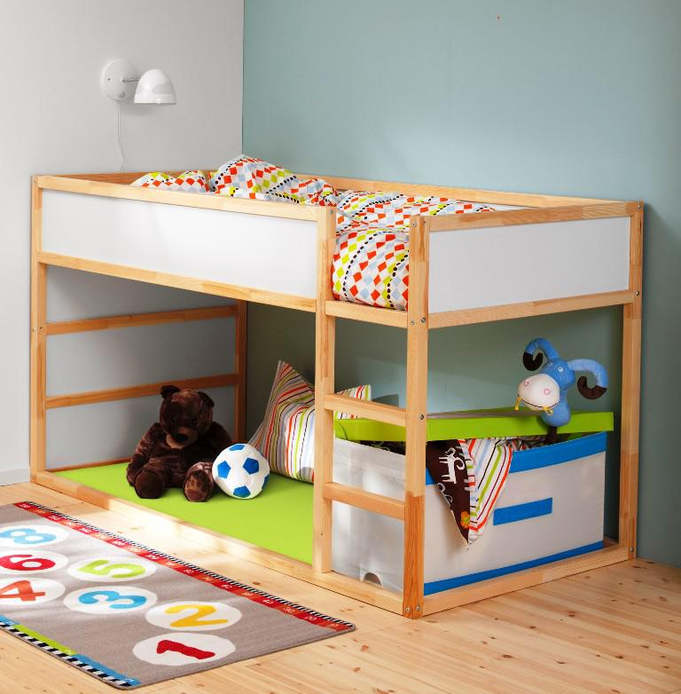 Image of: IKEA Beds For Children