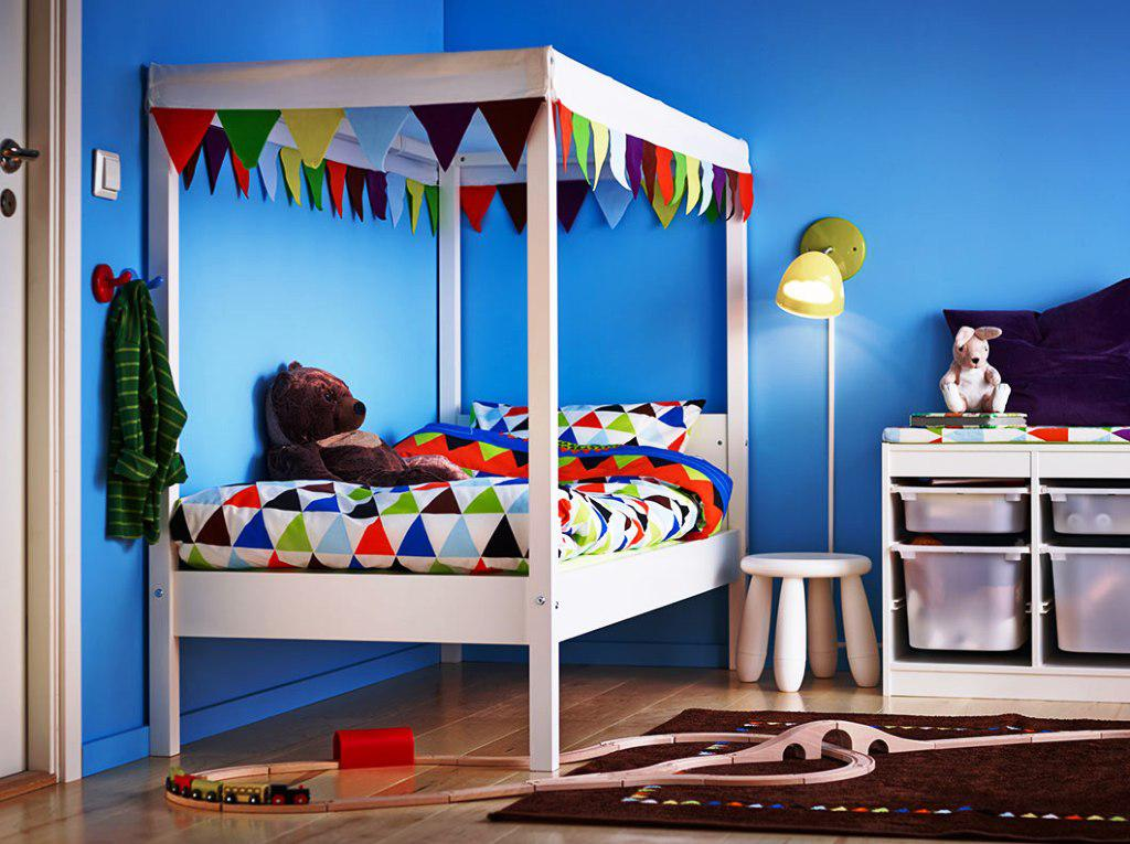 Image of: IKEA Childrens Bed Linen