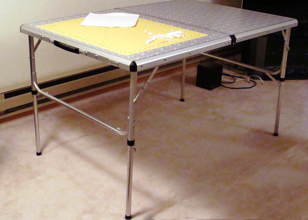 IKEA Fabric Cutting Tables For Sewing Rooms